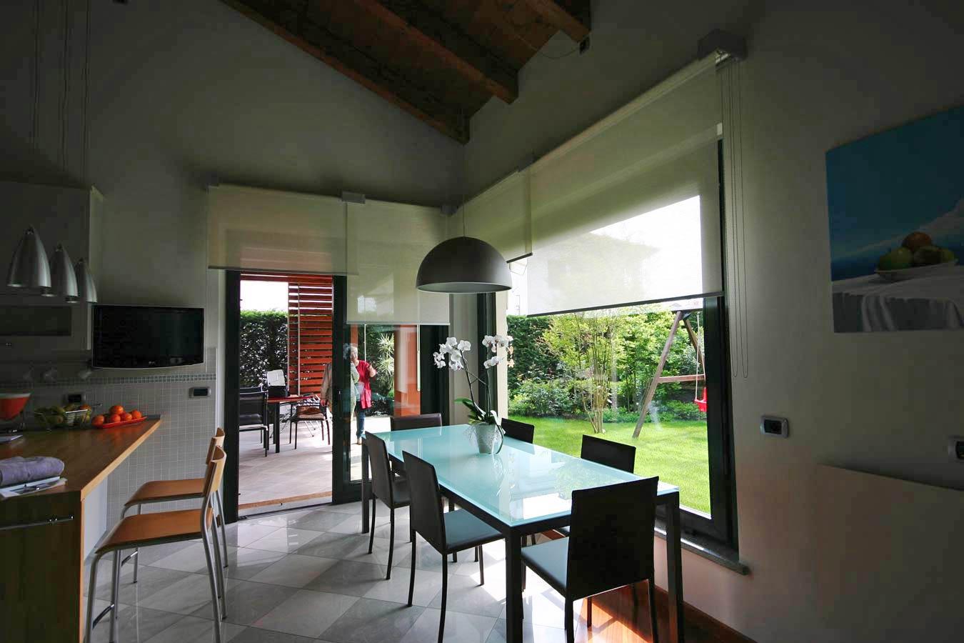 Tende Per Finestra Singola : Finestre per interni excellent porte esterne scorrevoli finestre