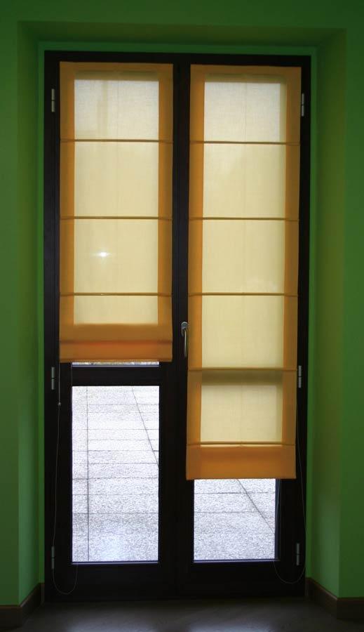 Pacchetto a vetro steccata in master